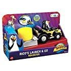 Fisher-Price Penguins of Madagascar: Stomp'n Launch vehicle