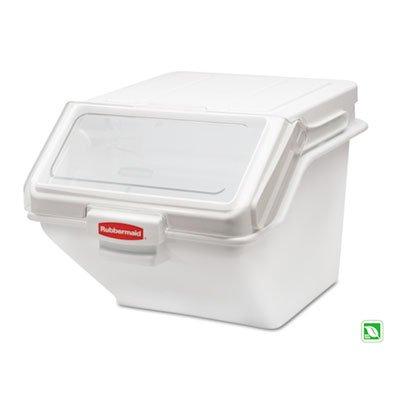 Rubbermaid FG9G5800WHT Prosave Shelf Ingredient Bin 19 1/5 X