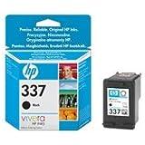 HP 337 Cartouche d'impression 1 x noir 400 pages