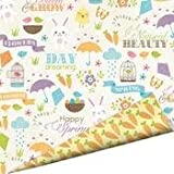 Imaginisce Hippity Hop Honey Bunny 12x12 Scrapbook Paper