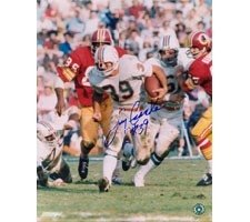 Larry Csonka Miami Dolphins 16x20 #1003 Autographed Hand Signed Photo by Hall of Fame Memorabilia