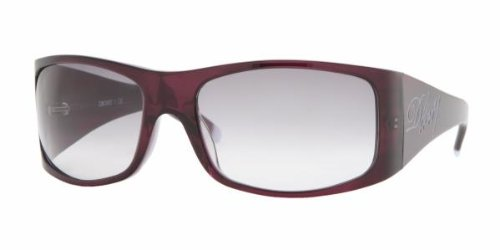 DKNYDKNY Sunglasses Violet Striped Transpare Gray Gradient