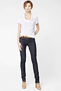 5 Pocket Skinny Fit Stretch Denim