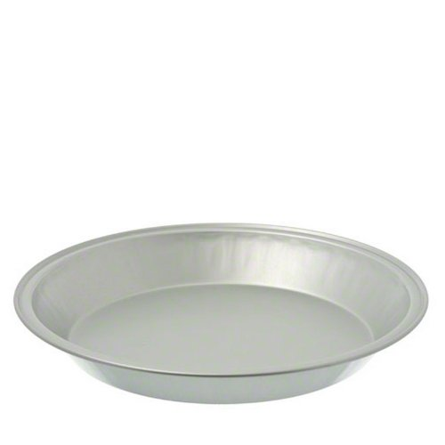 Vollrath 2844L Aluminum Wear-Ever Pie Plates, Natural Finish, 9-Inch