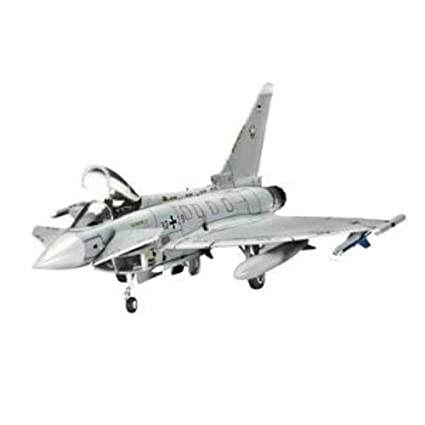 Revell - 64282 - Maquette - Model Set Eurofighter Typhoon