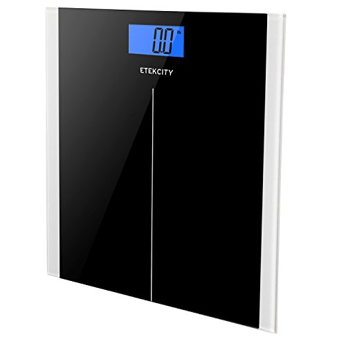 Etekcity Digital Body Weight Scale with Step-On Technology, 400 Pounds, Elegant Black (Home Care Package compare prices)