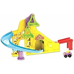 Fisher-Price Little People Wheelies Roller Coaster Playset