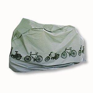 Filmer coperta per bicicletta 110 x 185 cm colore argento for Telo copribici amazon