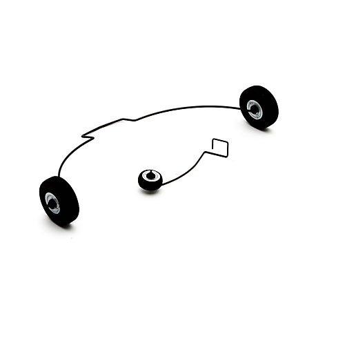HobbyZone Landing Gear Set Duet HBZ5318 - 1