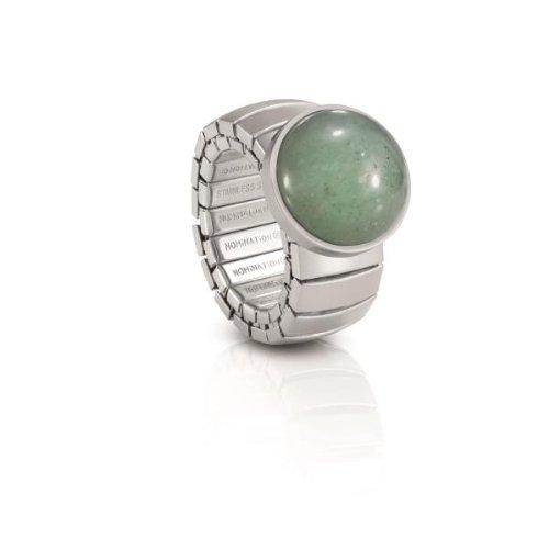 NominatioN GRACE Ring aus Edelstahl und Edelsteine (L) 043603-026