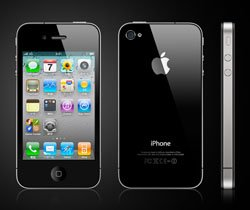 Apple iPhone 4 16GB ブラック MC603J/A