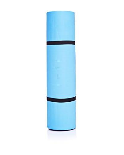 Krafwin Colchoneta Yoga Gym Azul / Gris