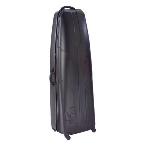 Samsonite Hardside Golf Travel Case (Black, 54-Inch)