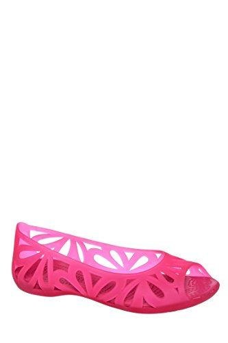 Adrina III Peep Toe Flat