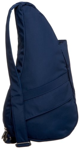 AmeriBag Small Classic Microfiber Healthy Back Bag 7103,Midnight Blue,one size