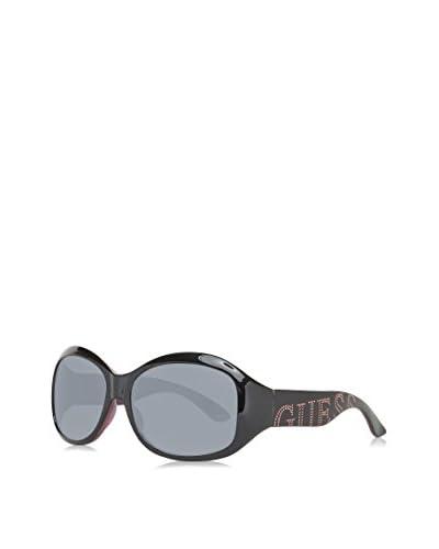 Guess Sonnenbrille GUT106T 52D22 (52 mm) schwarz