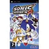 echange, troc Sonic rivals 2 - platinum