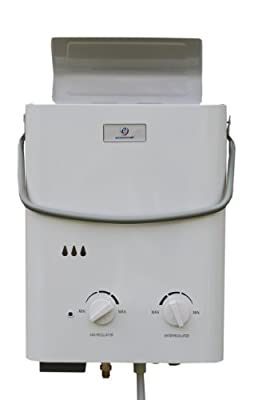 Eccotemp L5 Portable Tankless Water Heater and Outdoor Shower from Eccotemp Systems