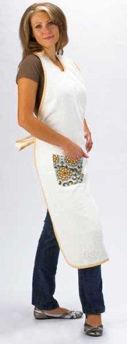 Delilah 100% Cotton Adult Bath Apron By Cocalo Couture - 1