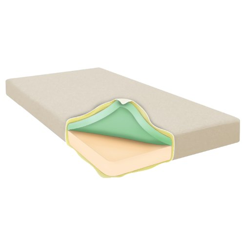 Night Therapy 6 Memory Foam Mattress Twin Tan Reviews