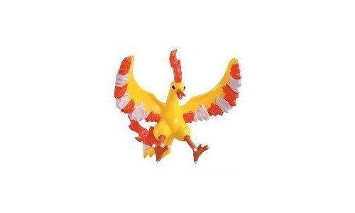 "Takara Tomy Pokemon Monster Collection Mini Figure - 1.5"" Moltres (MC-39) (Japanese Import)"