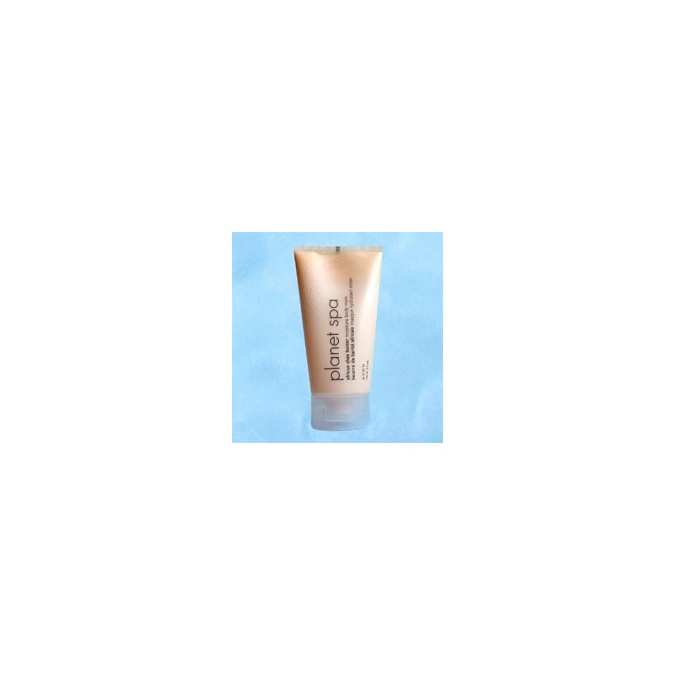 Avon Planet Spa African Shea Butter Foot and Elbow Cream