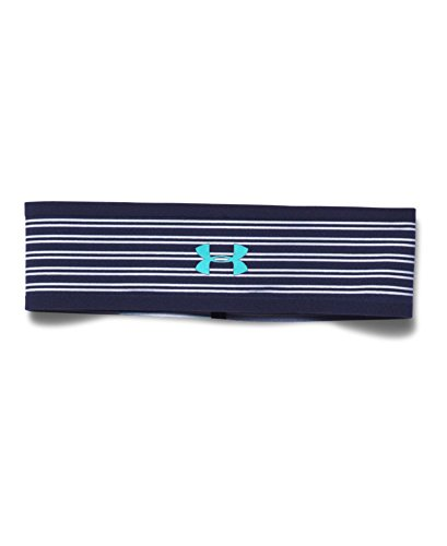 Under Armour Women's UA Bonded Headband One Size BLUE KNIGHT