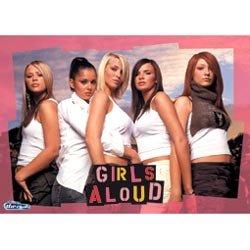 ガールズアラウド / GIRLS ALOUD 【在庫のみ】Pink / ポスター 【公式商品 / オフィシャル】