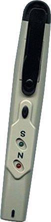 Magnetic Pole Detector-Identifier-Tester For Magnets