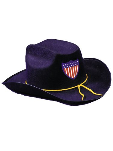Civil War Hat American History School Play Theatre Costumes Roleplay