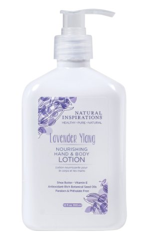 Lavender Ylang Nourishing Hand & Body Lotion