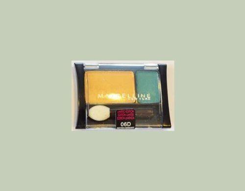 Maybelline New York Limited Edition Eyeshadow - 06D Retro Resort front-370003