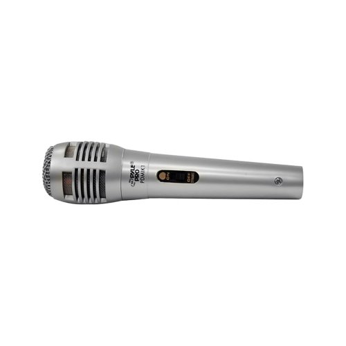 Pyle Pro Pdmik1 Professional Moving Coil Dynamic Handheld Microphone