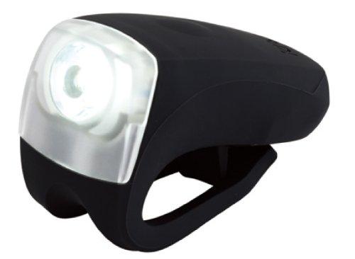 Knog LED Beleuchtung vorne Boomer USB, schwarz, 11022