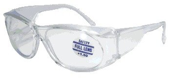 Mag Safe Full Magnifying Reader Safety Glasses Reading Magnifier Eyewear Available from 1 25 3 00 Select Full Magnifier 2 25 New Style
