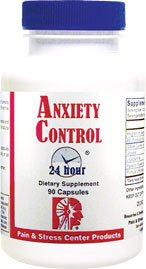 Anxiety Control 24® Hour