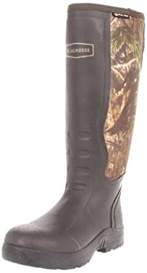 LaCrosse Mens Alpha Mudlite Snake Hunting Boot by LaCrosse