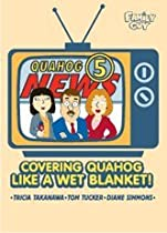 Family Guy Quahog News Magnet FM2069