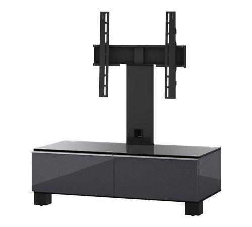 """Sonorous MD 8095-C-HBLK-GRP TV-Möbel fur 40"""" Fernseher"""