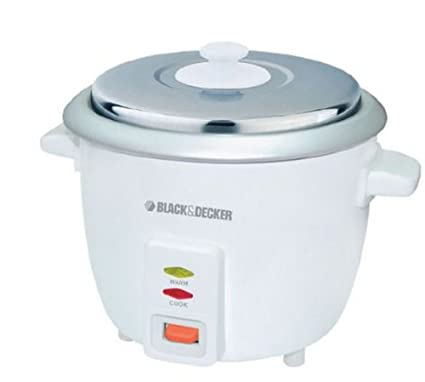 Black & Decker RC 600 0.6 L Electric Cooker
