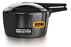 Futura Pressure Cooker 3Litre With Induction Base
