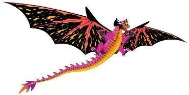 Fantasy Fliers Dragon Kite