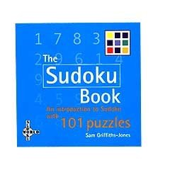 Cheap University Games The Sudoku Book (B000JLWISM)