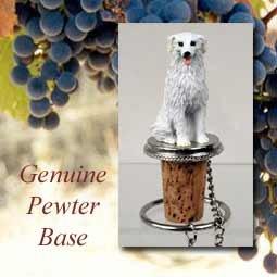 Kuvasz Dog Wine Bottle Stopper DTB77