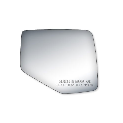 Fit System 90209 Passenger Side Replacement Mirror Glass (2009 Ford Explorer Side Mirror compare prices)