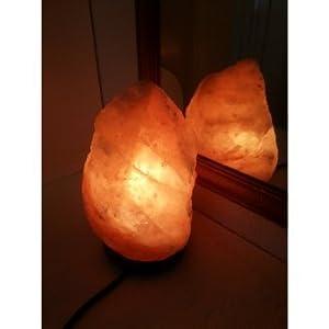Rock Salt Crystal Lamps - 2-3Kgs by Salt Lamps