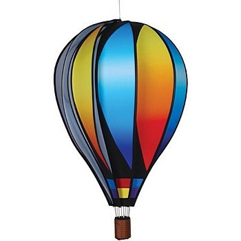 "22"" Hot Air Balloon, Sunset Gradient"