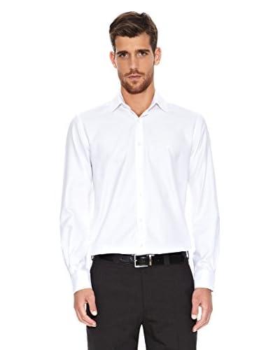 Caramelo Camisa Yohann Blanco