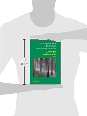 The Longleaf Pine Ecosystem: Ecology, Silviculture, and Restoration (Springer Series on Environmental Management)