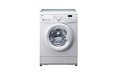 LG F8091NDL2 Fully-automatic Front-loading Washing Machine (6 Kg,White)